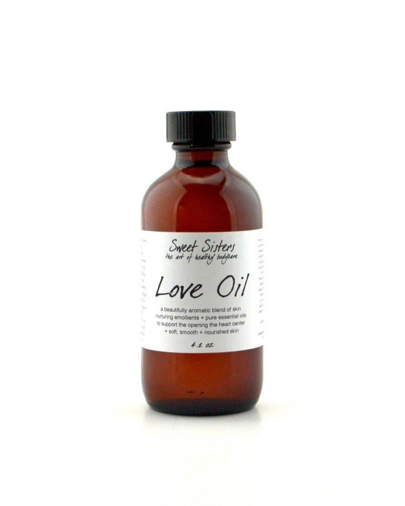body oil organic plant oils pure essential oils moisturize healthy skin sensitive gluten-free paraben-free