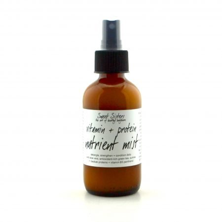 hydrating light conditioning hair mist