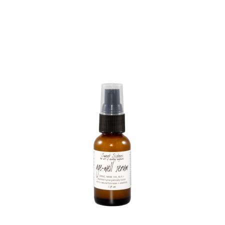 age well graceful aging peptide serum