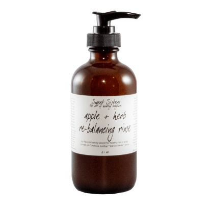the best kept secret to shiny strong hair organic apple cider vinegar herbal infusion