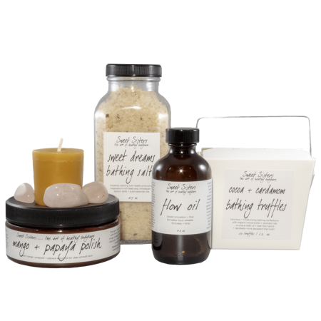 bath goddess bath set ritual perfect gift