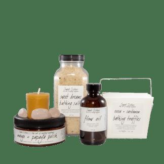 bath goddess bath set ritual perfect gift