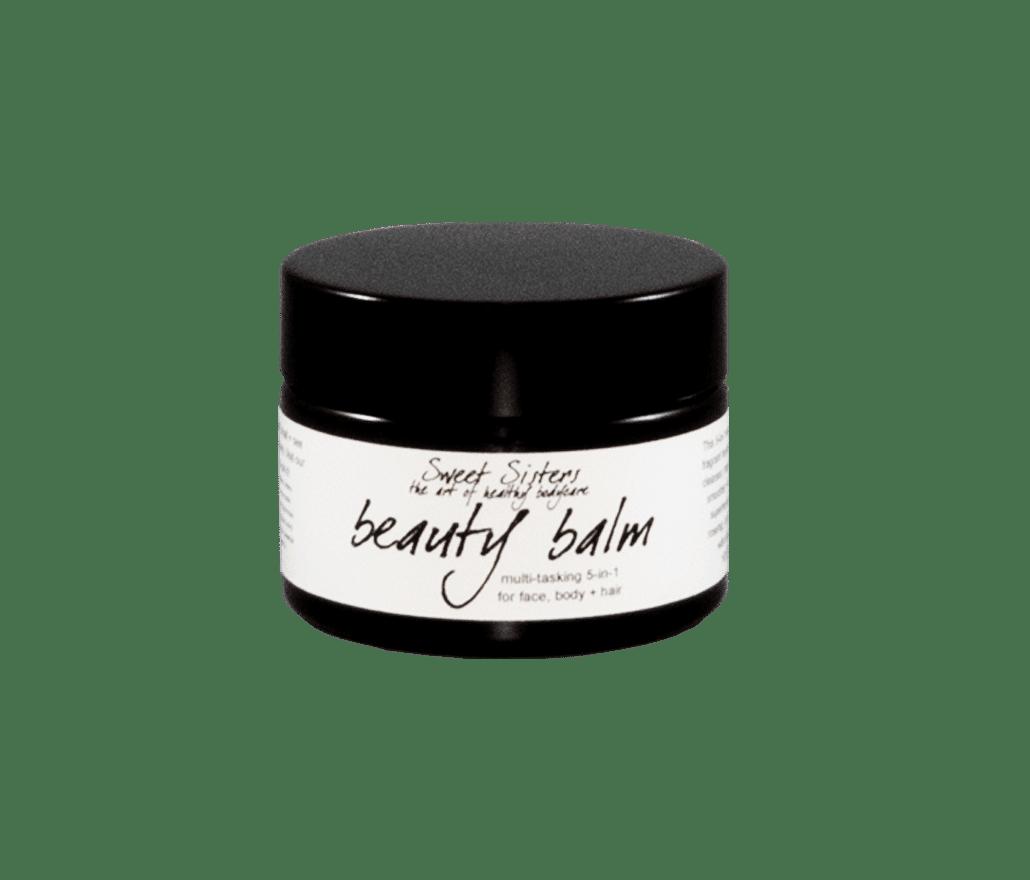 beauty balm multipurpose multi-use skin hair face butter