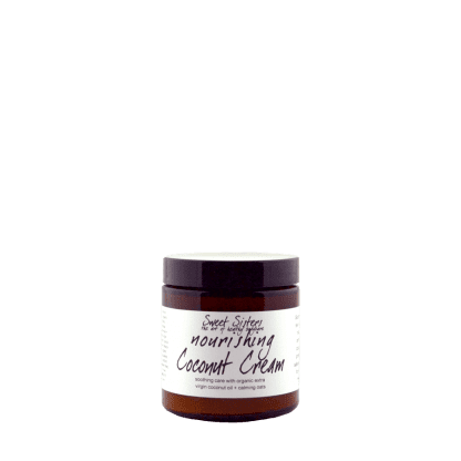 nourishing organic extra virgin coconut hand and body cream unscented
