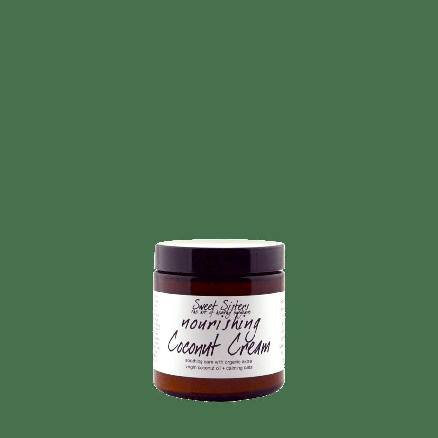 nourishing organic extra virgin coconut hand and body cream unscented