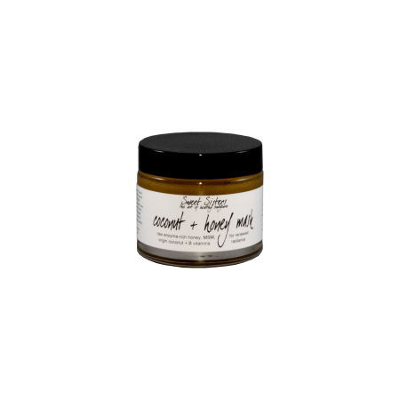 coconut honey msm moisture mask soothing hydrating