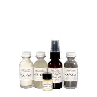travel starter skin care set