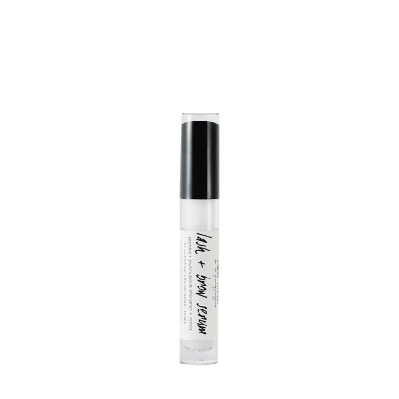 lash and brow serum for more growth and volume