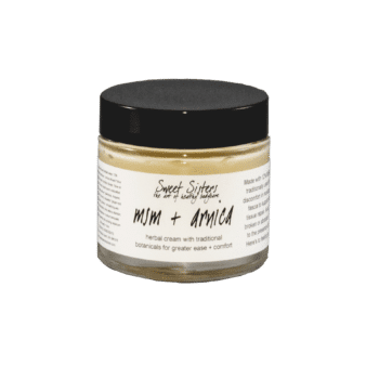 arnica msm skin cream organic wildcrafted handmade