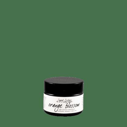 neroli orange blossom matte face cream calming light organic