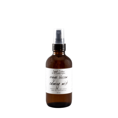 neroli orange blossom calming face mist aromatherapy capillary strength