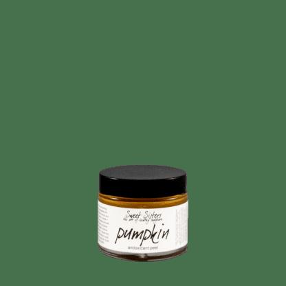 pumpkin facial peel antioxidant rejuvenating even skin tone glycolic acid AHA