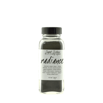 activated charcoal clay mask for readiant skin and complexion organic natural nontoxic healthy