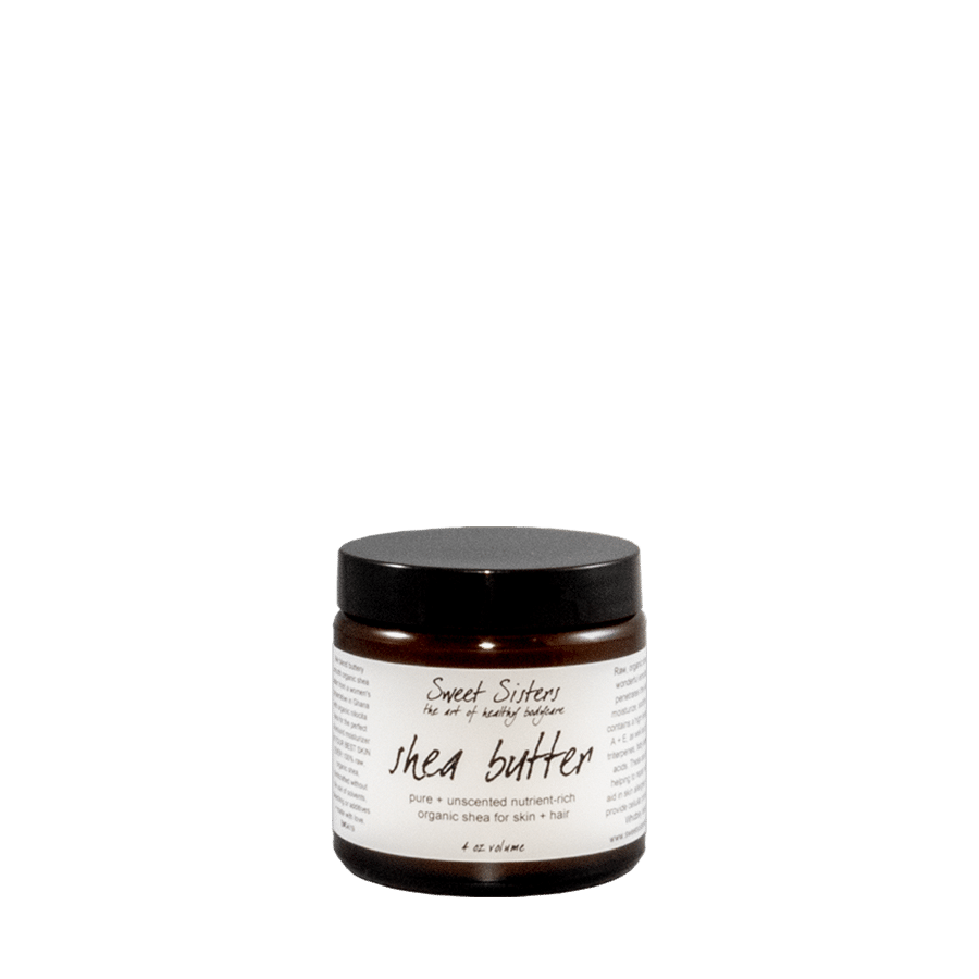 organic raw shea butter dry sensitive skin