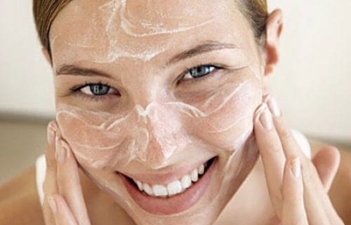 gentle face cleansing organic sulfate-free