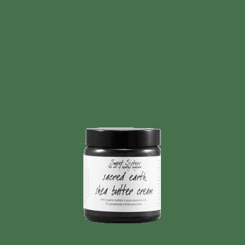 sacred earth shea butter cream frankincense cedarwood sandalwood essential oils