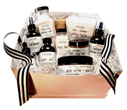 ultimate skincare gift, organic, rejuvenating