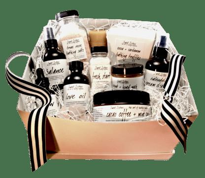 ultimate skincare gift, organic, rejuvenating