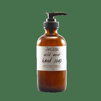 organic hand soap moisturizing soap gel