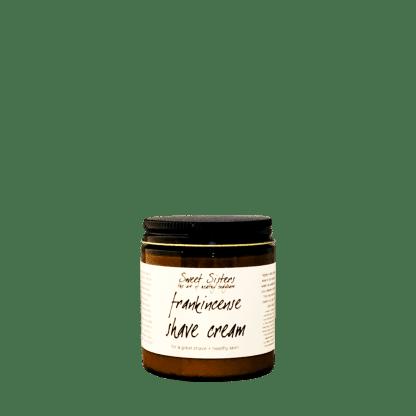 natural shaving cream men and women frankincense essential oil